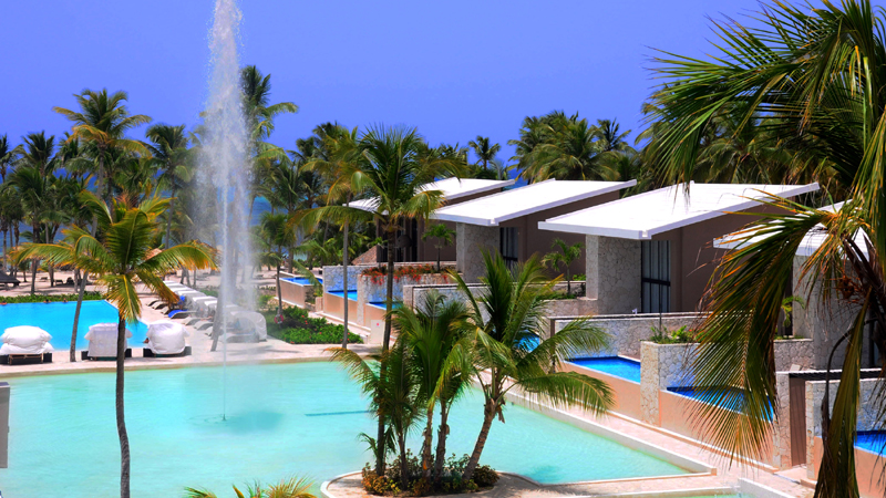 Catalonia Royal Bavaro Exclusive Suite Pool | Funjet Vacations